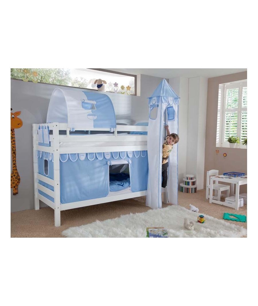 Letto da bambino bambini with letto da bambino camerette man tiarch scrivania a scomparsa with - Befara letto a castello ...