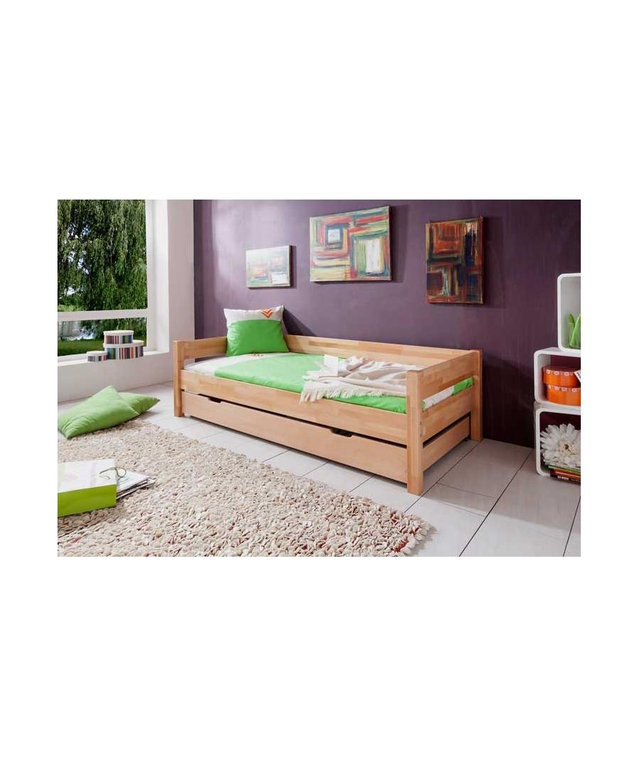 Casa immobiliare accessori letto singolo in legno - Barriera letto ikea ...