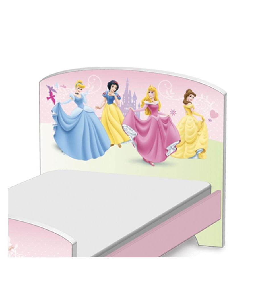 Letto disney principesse - Letto delle principesse ...
