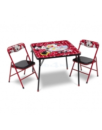 Minnie Mouse Tavolo e sedie