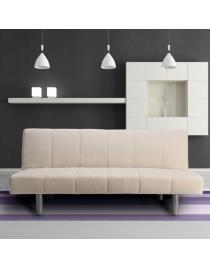 divano letto bianco