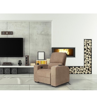 Poltrone relax home cinema