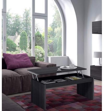 Tabolo salone colore grigio cenere