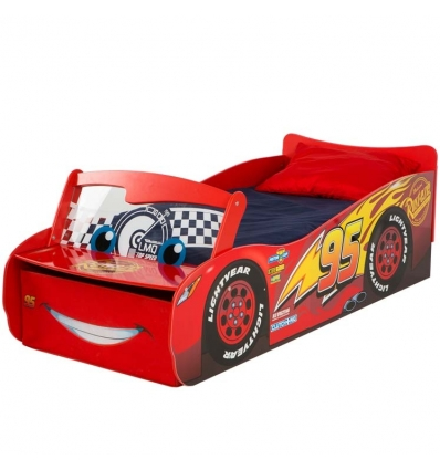 Lettino macchina Saetta McQueen