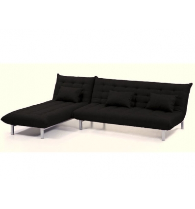 Beautiful chaise longue letto pictures acrylicgiftware for Divano letto vilasund
