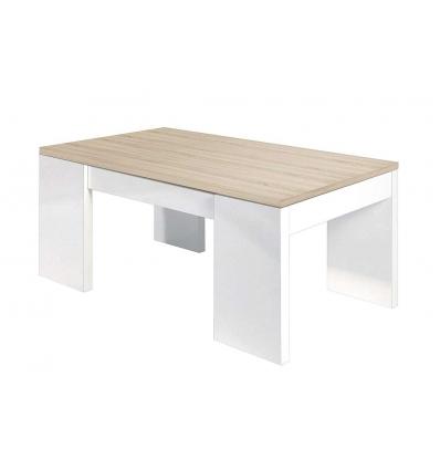 Tavolino con scompartimento