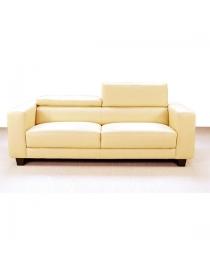 divano color panna 2 piazze