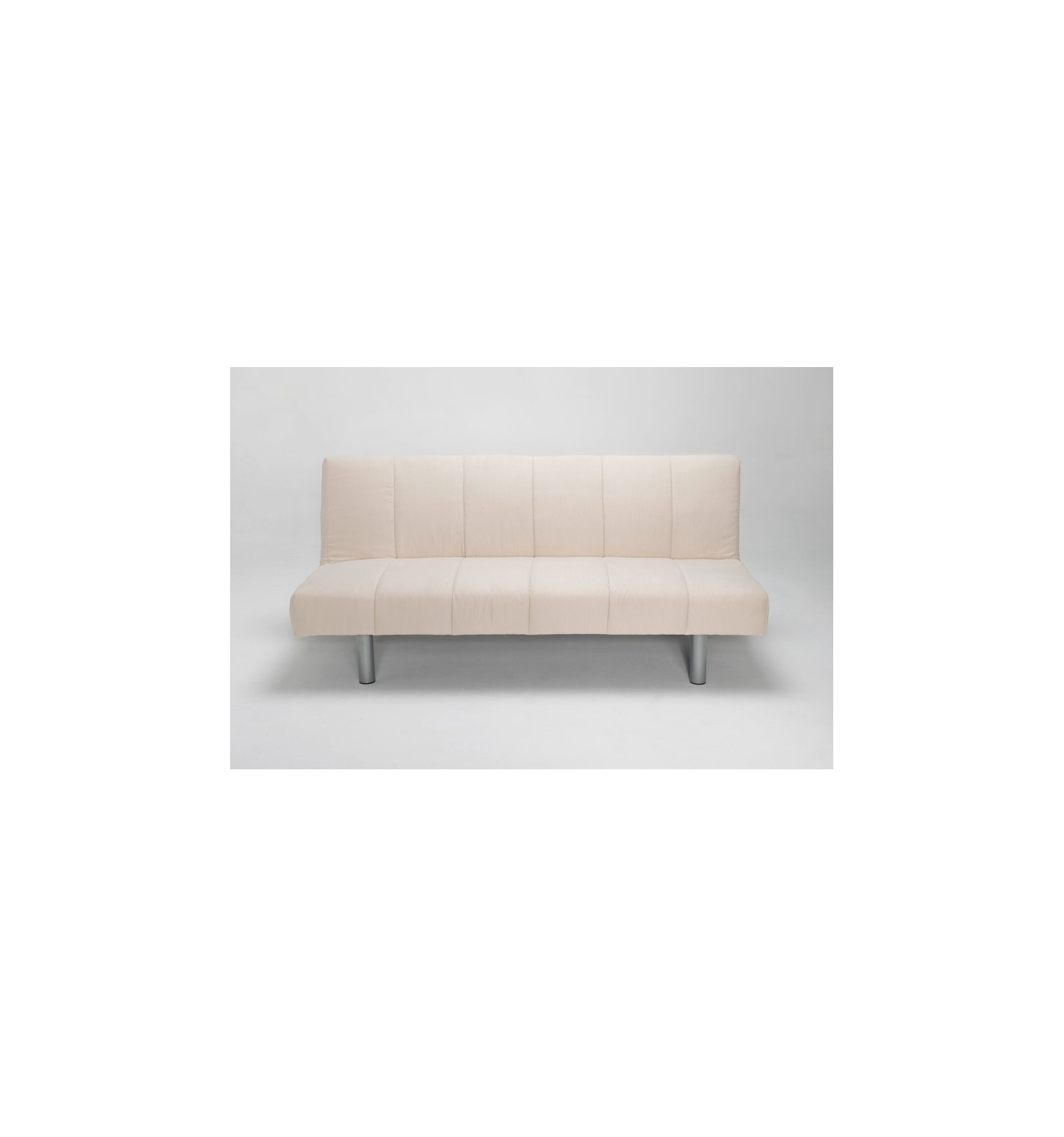 Divano letto bianco for Divano letto semplice