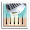 Dispositivo di fotodepilazione senza fili