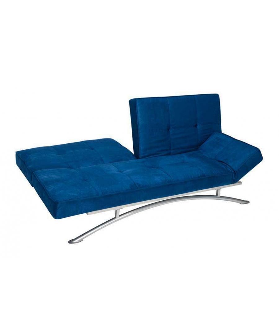 Divano letto clic clac blu - Divano letto blu ...
