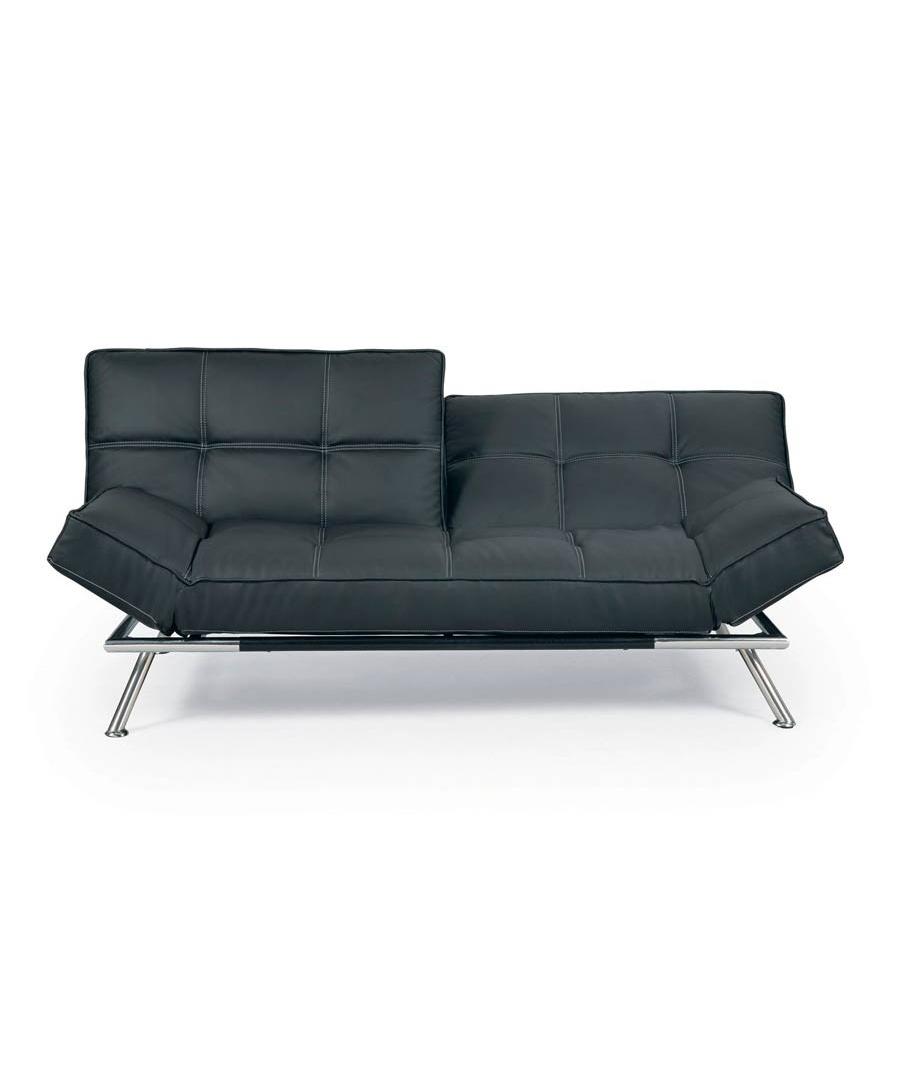 Divani ufficio divano posti in pelle palladio nero with - Divani per ufficio ...