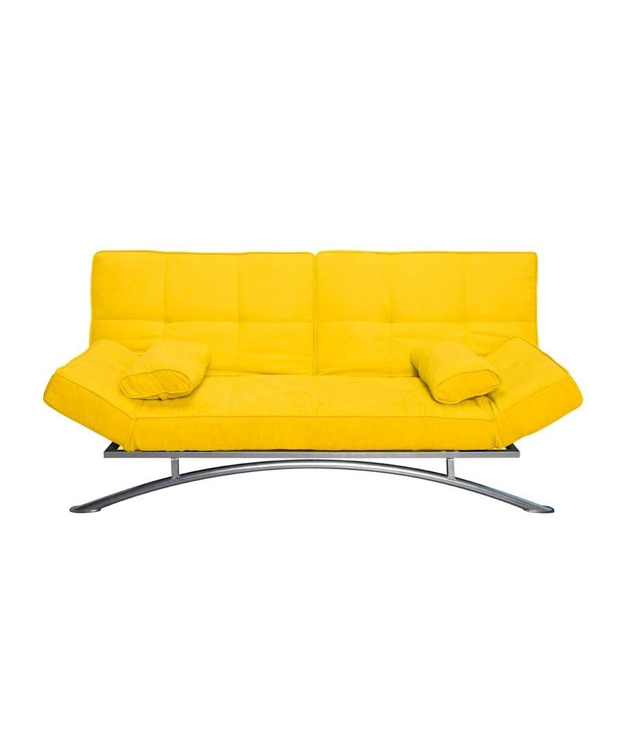 Divano giallo idee per il design della casa - Divano clic clac ...