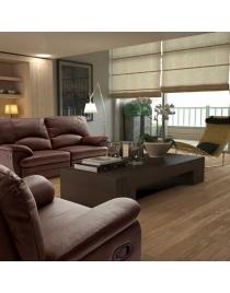 divano relax due piazze salotto